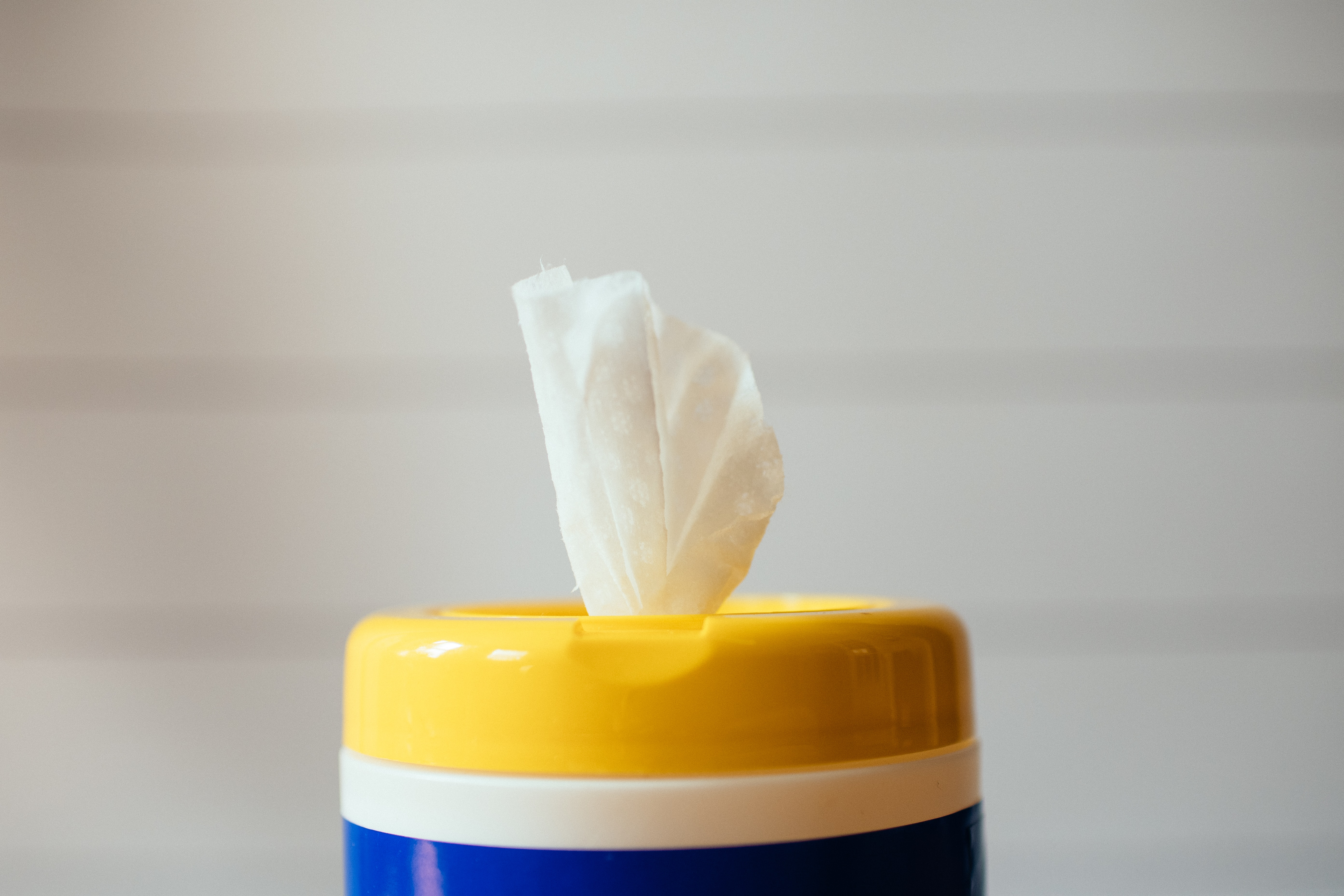 poly blog You Missed a Spot: Sanitizing Your Home Office