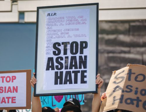 Taking Action – Poly Shows Support for Anti-Asian Hate Crimes Bill