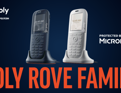 RingRX Supports Healthier and More Reliable Communication At Healthcare Facilities Using Poly Rove Phones With Microban